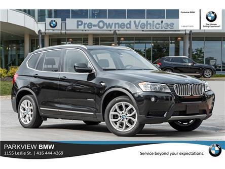2014 BMW X3 xDrive28i (Stk: 303133A) in Toronto - Image 1 of 22