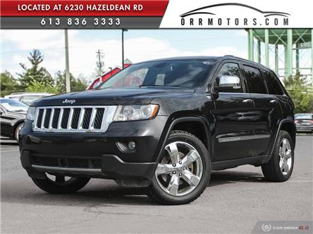 2012 Jeep Grand Cherokee Overland (Stk: 6103) in Stittsville - Image 1 of 27