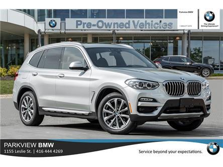 2019 BMW X3 xDrive30i (Stk: PP9410) in Toronto - Image 1 of 22