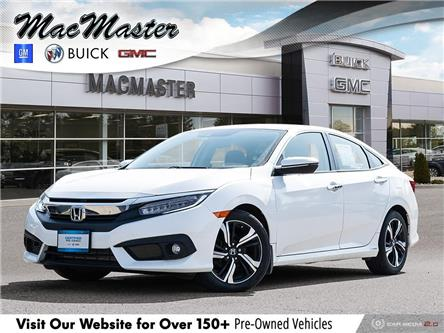 2017 Honda Civic Touring (Stk: B10011A) in Orangeville - Image 1 of 30