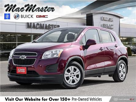 2015 Chevrolet Trax LS (Stk: B9981A) in Orangeville - Image 1 of 29