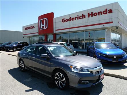 2016 Honda Accord EX-L (Stk: U12020) in Goderich - Image 1 of 9