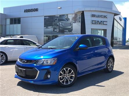2018 Chevrolet Sonic LT Auto (Stk: U110612) in Mississauga - Image 1 of 24