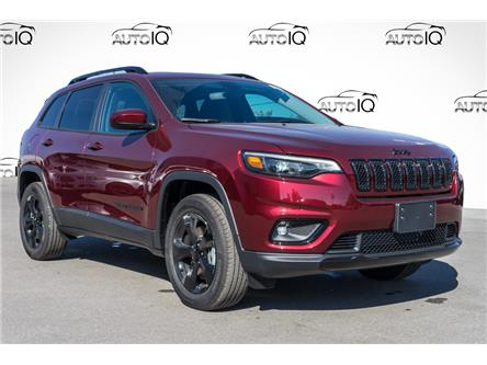2021 Jeep Cherokee Altitude (Stk: 44144) in Innisfil - Image 1 of 29