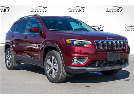 2021 Jeep Cherokee Limited (Stk: 44143) in Innisfil - Image 1 of 30