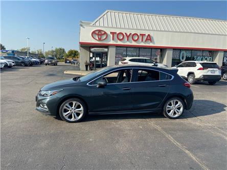 2017 Chevrolet Cruze Hatch Premier Auto (Stk: 2100141) in Cambridge - Image 1 of 14