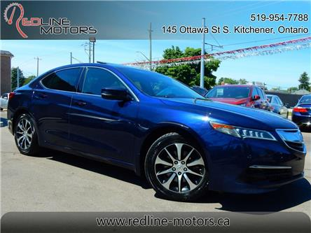 2015 Acura TLX Tech (Stk: 19UUB1) in Kitchener - Image 1 of 26
