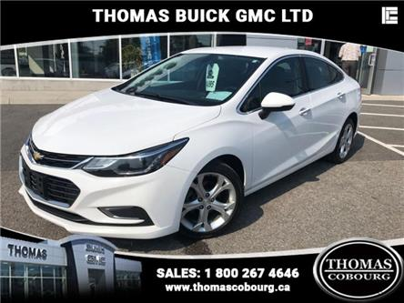 2017 Chevrolet Cruze Premier Auto (Stk: UC16699) in Cobourg - Image 1 of 21
