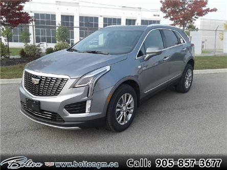 2021 Cadillac XT5 Premium Luxury (Stk: 106116) in Bolton - Image 1 of 15