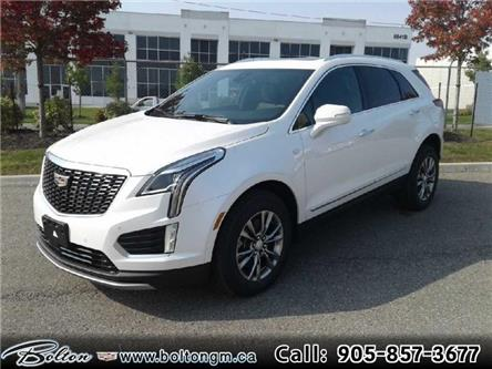 2021 Cadillac XT5 Premium Luxury (Stk: 107602) in Bolton - Image 1 of 15