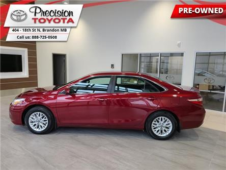 2017 Toyota Camry LE (Stk: 200541) in Brandon - Image 1 of 24