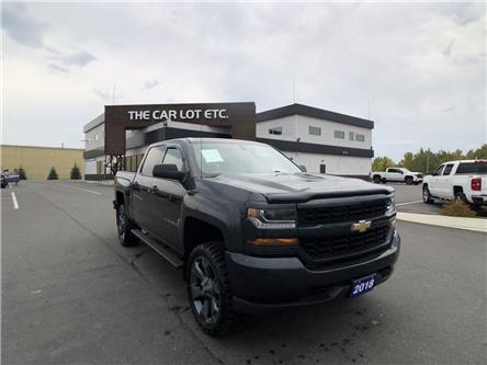 2018 Chevrolet Silverado 1500 1LT (Stk: 20468) in Sudbury - Image 1 of 24