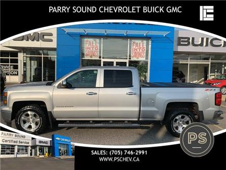 2014 Chevrolet Silverado 1500 LT (Stk: 20-203A) in Parry Sound - Image 1 of 19