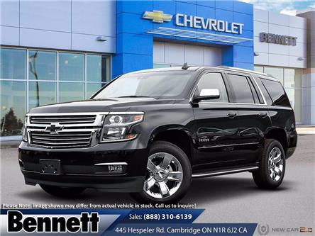 2020 Chevrolet Tahoe Premier (Stk: D200159) in Cambridge - Image 1 of 23