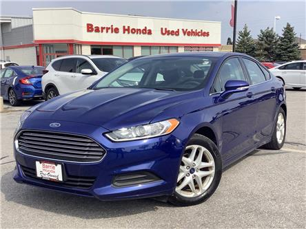 2016 Ford Fusion SE (Stk: U16103) in Barrie - Image 1 of 22
