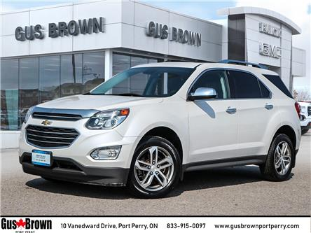 2017 Chevrolet Equinox Premier (Stk: 521656U) in PORT PERRY - Image 1 of 29