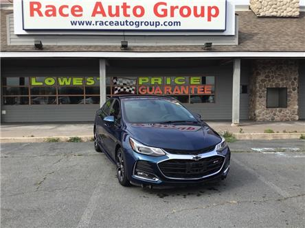 2019 Chevrolet Cruze LT (Stk: 17695) in Dartmouth - Image 1 of 14