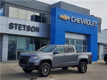 2021 Chevrolet Colorado ZR2 (Stk: 21-003) in Drayton Valley - Image 1 of 15