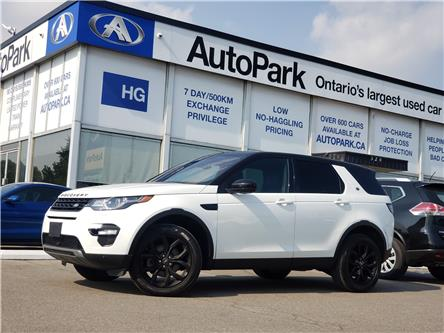 2017 Land Rover Discovery Sport HSE (Stk: 17-51632RMB) in Brampton - Image 1 of 22