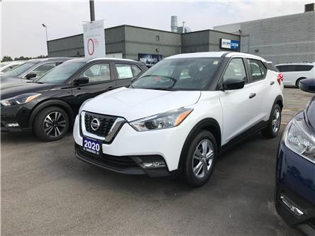 2020 Nissan Kicks S (Stk: 2268) in Chatham - Image 1 of 5