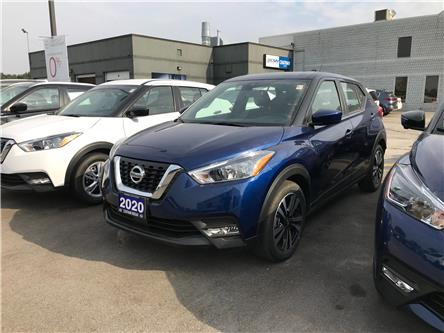 2020 Nissan Kicks SV (Stk: 2267) in Chatham - Image 1 of 5