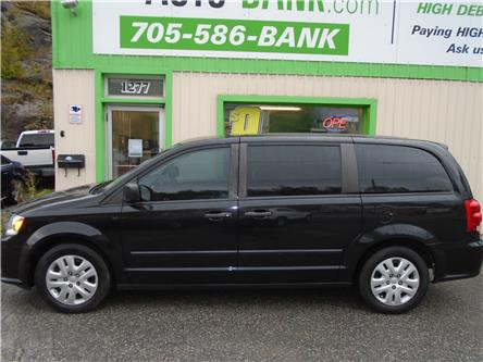 2015 Dodge Grand Caravan SE/SXT (Stk: ) in Sudbury - Image 1 of 6