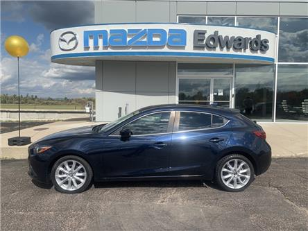 2016 Mazda Mazda3 Sport GT (Stk: 22440) in Pembroke - Image 1 of 12