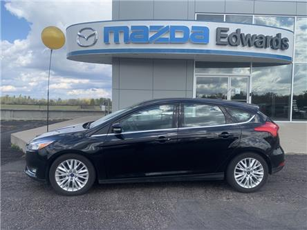 2018 Ford Focus Titanium (Stk: 22444) in Pembroke - Image 1 of 11