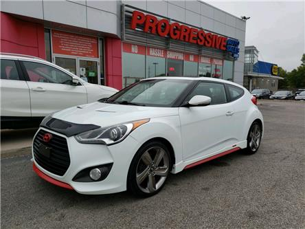 2013 Hyundai Veloster Turbo (Stk: DU144963) in Sarnia - Image 1 of 23