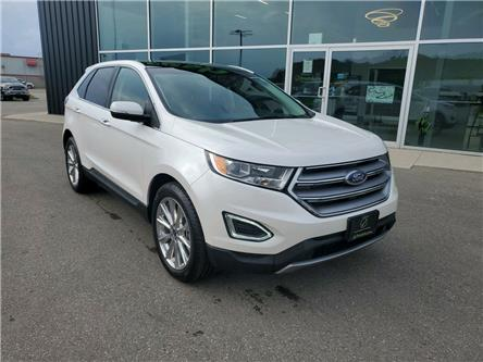 2017 Ford Edge Titanium (Stk: 5772 Ingersoll) in Ingersoll - Image 1 of 30