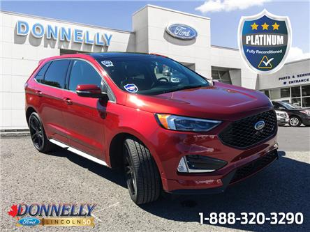 2019 Ford Edge ST (Stk: PLDU6519) in Ottawa - Image 1 of 26