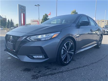 2020 Nissan Sentra SR (Stk: LY275283) in Bowmanville - Image 1 of 28
