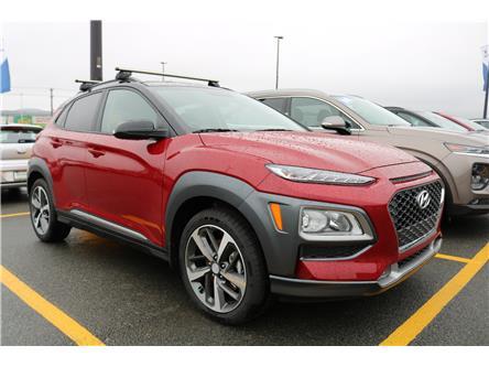 2021 Hyundai Kona 1.6T Trend w/Two-Tone Roof (Stk: 19018) in Saint John - Image 1 of 4