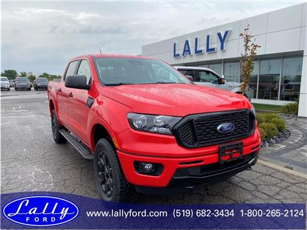 2020 Ford Ranger XLT (Stk: RA26958) in Tilbury - Image 1 of 13