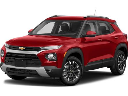 2021 Chevrolet TrailBlazer LS (Stk: F-XXWG8H) in Oshawa - Image 1 of 5