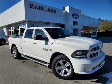 2016 RAM 1500 Sport (Stk: 20F13576A) in Vancouver - Image 1 of 25