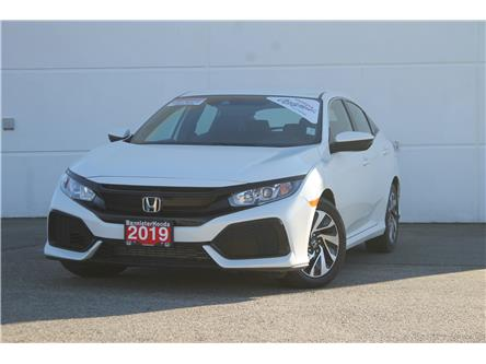 2019 Honda Civic LX (Stk: 19-216A) in Vernon - Image 1 of 12
