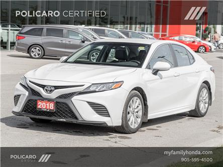 2018 Toyota Camry SE (Stk: 516257T) in Brampton - Image 1 of 23