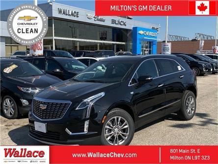 2021 Cadillac XT5 Premium Luxury (Stk: 102043) in Milton - Image 1 of 21