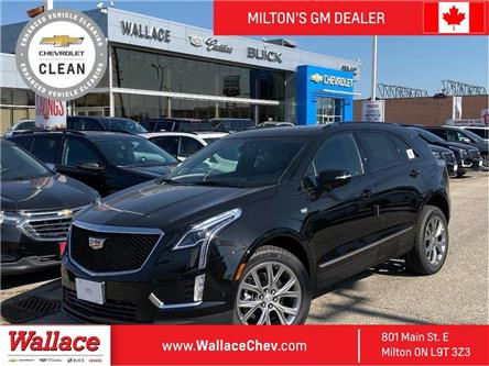 2021 Cadillac XT5 Sport (Stk: 100410) in Milton - Image 1 of 20