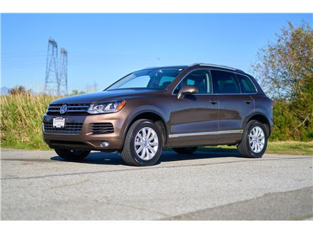 2014 Volkswagen Touareg 3.0 TDI Highline (Stk: VW1175) in Vancouver - Image 1 of 23