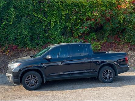 2019 Honda Ridgeline Sport (Stk: UC3653) in London - Image 1 of 15