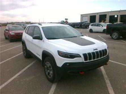 2020 Jeep Cherokee Trailhawk (Stk: 13820A) in Saskatoon - Image 1 of 4