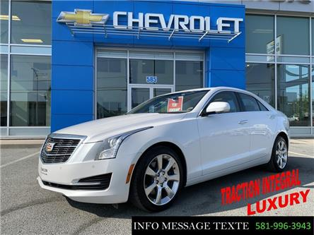 2015 Cadillac ATS 2.0L Turbo Luxury (Stk: X8207A) in Ste-Marie - Image 1 of 24