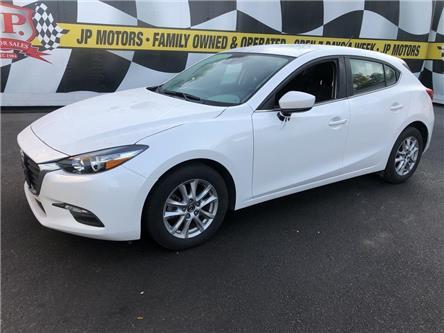 2018 Mazda Mazda3 Sport GS (Stk: 50063) in Burlington - Image 1 of 17