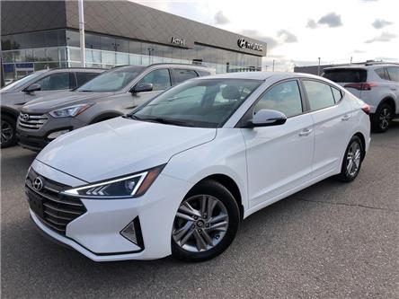 2019 Hyundai Elantra Preferred (Stk: 4353) in Brampton - Image 1 of 18