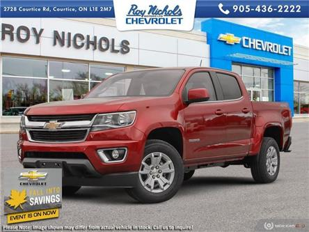 2021 Chevrolet Colorado LT (Stk: 71834) in Courtice - Image 1 of 23