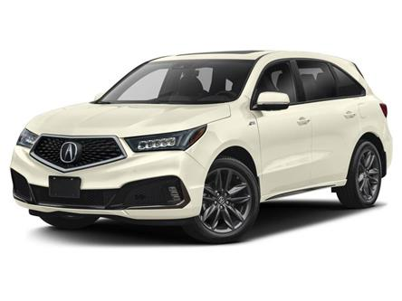 2019 Acura MDX A-Spec (Stk: PW0197) in Red Deer - Image 1 of 9