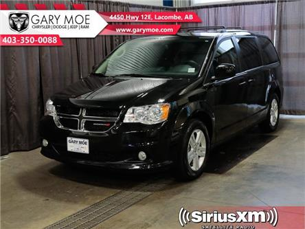 2018 Dodge Grand Caravan Crew (Stk: F202382A) in Lacombe - Image 1 of 24