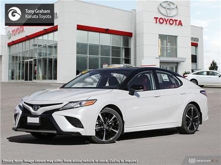 2020 Toyota Camry XSE (Stk: 90731) in Ottawa - Image 1 of 24